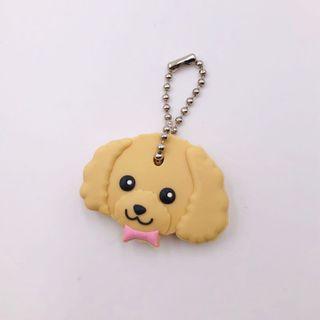 包郵 日本Field Point Poodle Key Cap