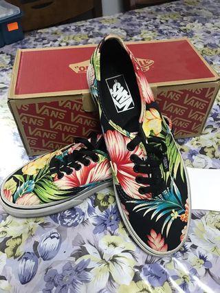 Vans Floral Sneaker