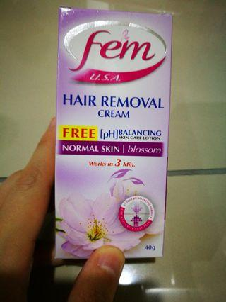 Fem hair removal cream 40ml