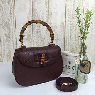 🌈⛄️Most Elegant Gucci Bamboo Bag