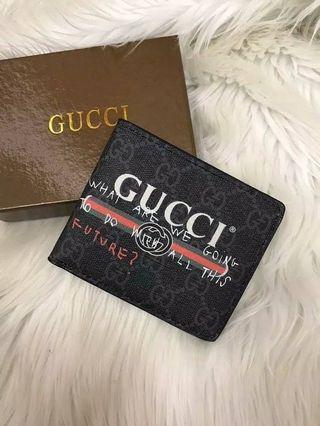 Gucci Future Wallet Leather premium