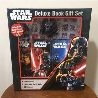 Huge! STAR WARS Darth Vader Deluxe Book Gift/Box Set