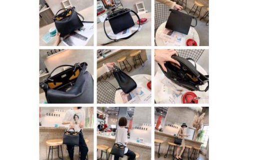 🚚 Black Bag