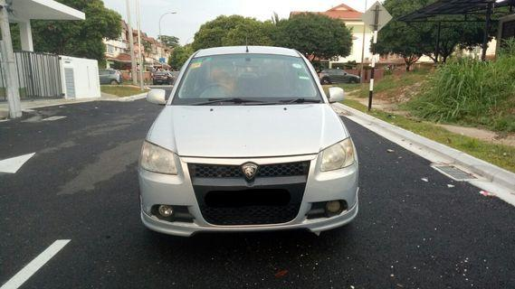 Proton Saga 2008 1.3 manual
