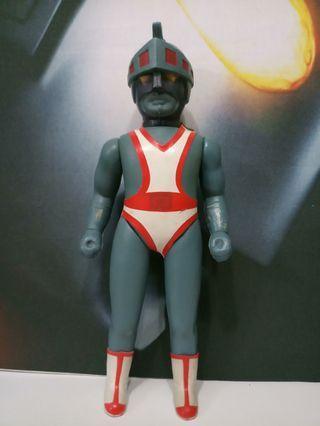 70年代 銀面飛俠 大膠 非 咸旦超人 Popy 電光科學人