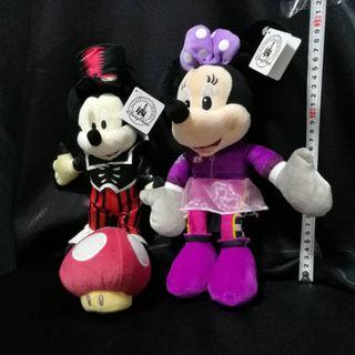 mickey and minnie mouse disney soft toy cotton plush soft toys