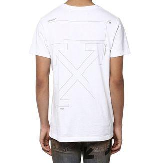 Off White 19FW Unfinished Tee