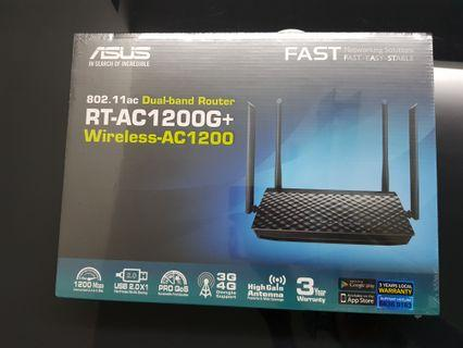 🚚 Asus Wireless Router