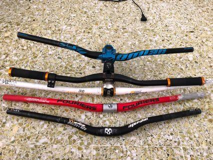 Cheap and branded! Assorted Handlebars