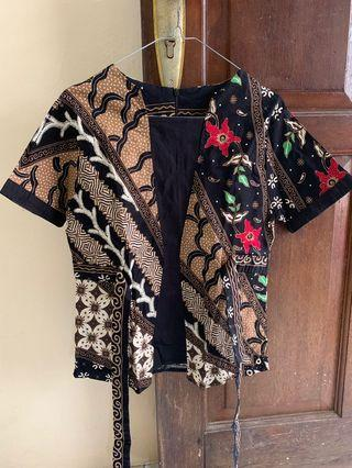 SALE 35.000 BLOUSE BATIK