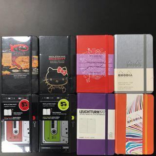 A6 pocket sized notebooks 筆記本 #MTRcentral