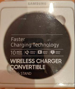 Samsung Wireless Charger (Pad + Stand)