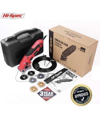 Circular Saw, home kit, Hi-Spec, efficient, precise, light weight, professional