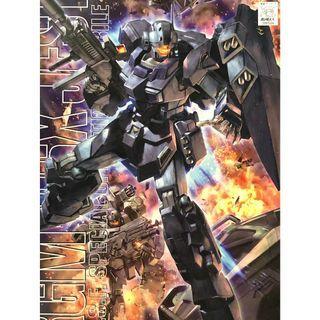 Bandai MG 1/100 RGM-96X Jesta Gundam NT UC Unicorn 傑斯塔 高達模型