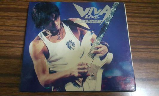 謝霆鋒-VIVA Live熱唱會2CD