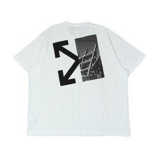 Off White 19FW Splitted Arrows Tee