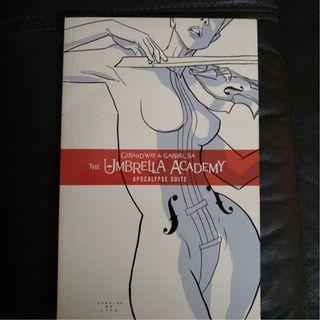 Dark Horse Comics The Umbrella Academy Vol 1 - Apocalypse Suite TPB by Gerard Way & Gabriel Ba !