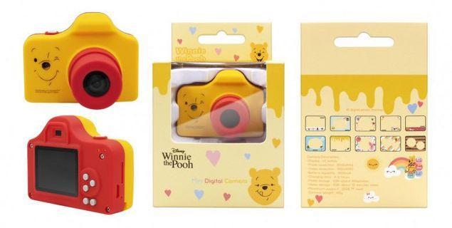 Winner the pooh兒童相機