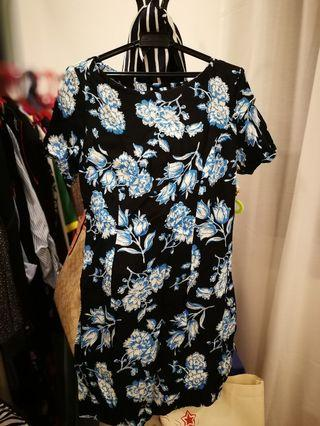 Short Dress Topshop