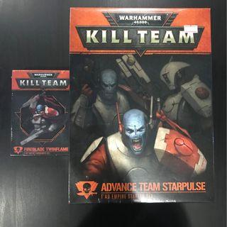 Kill Team : Advance Team Starpulse & Fireblade Twinflame Bundle