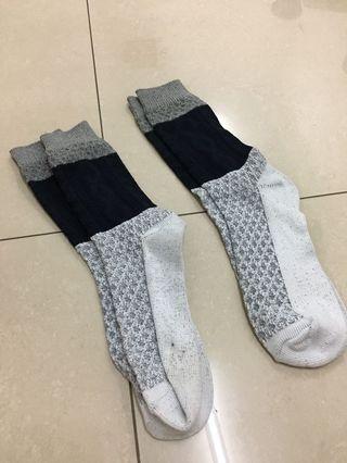 🚚 全新男用襪子兩雙