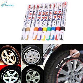 Tyre marker