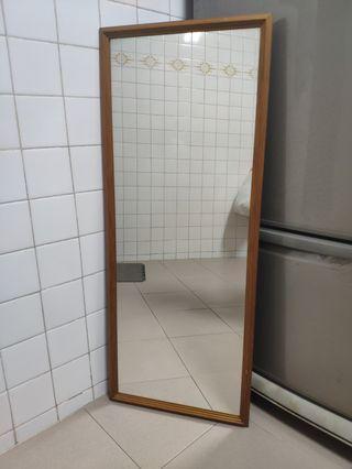 half body length mirror