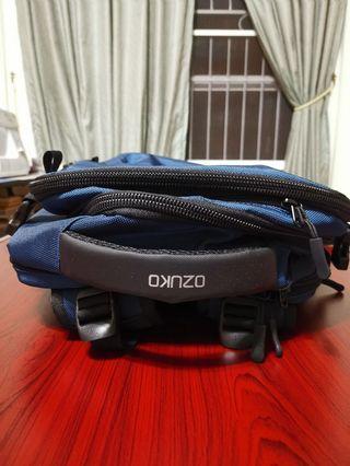 Laptop travel backpack