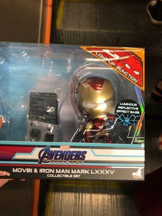 Cosbaby Ironman Mark 85 經典動作爆地ironman 復仇者聯盟4 Avengers 4 Endgame Marvel hottoys