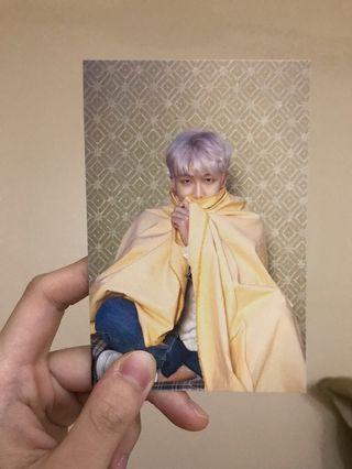 [WTT] RM postcard to V postcard