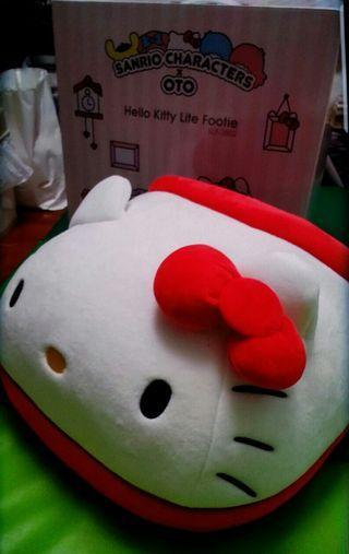 Hello Kitty Lite Footie OTO腳板按摩機