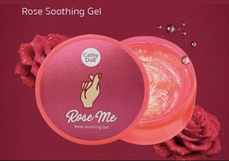 泰國 Cathy Doll Rose Me Rose Soothing Gel 玫瑰凝膠 250ml