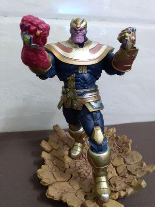 Nano gauntlet marvel 無限手套配件(包郵) for 1/12或6,7吋 action figure