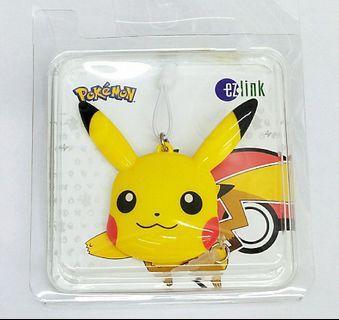 New Sealed Pokemon Pikachup ezlink ezcharm EZ-charm limited edition