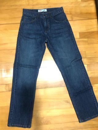 Levis 505牛仔褲(27w 98% new)