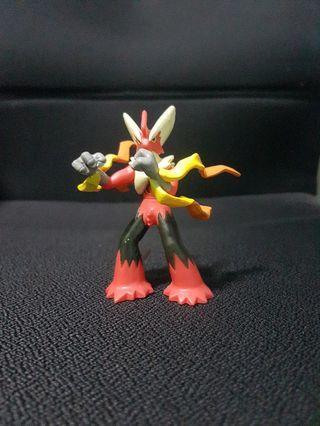 Pokemon Figurine - Mega Blaziken