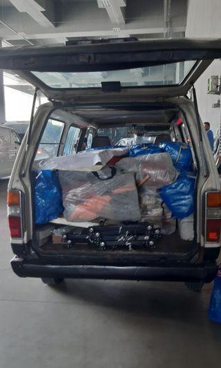 Van sewa barang movers sofa dining condo residence