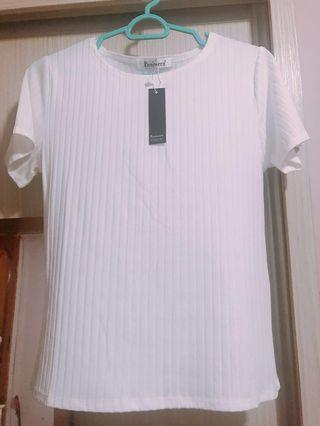 Brand New with Tag White Comfy Top (XS - S)