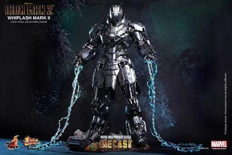 Hot Toys Iron Man Whiplash 2.0