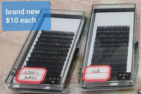 Lash extension trays brand new $10 each