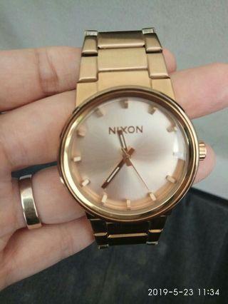 TURUN HARGA!!Jam tangan pria Nixon the Cannon original