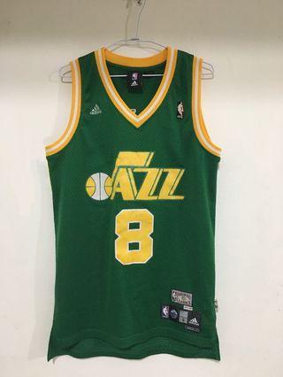 D-will/Jazz vintage jersey