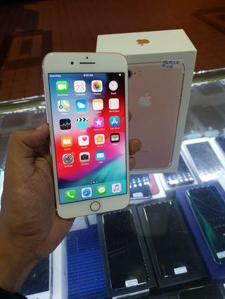 Iphone 7+ 256gb rose good condition (MP6790520)
