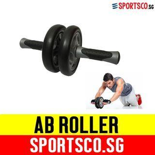 Dual Wheel AB Roller