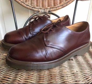 Dr. Martens 1461 PW Brown