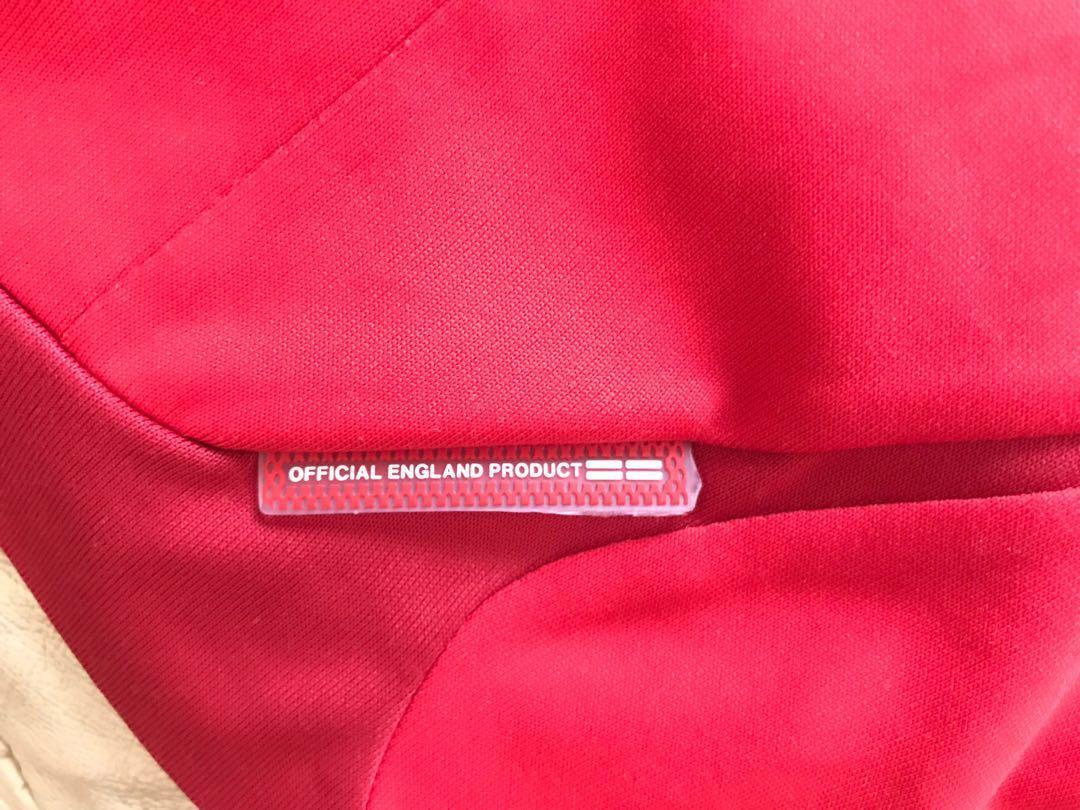 99% new Umbro 英國隊波衫 2006-2008