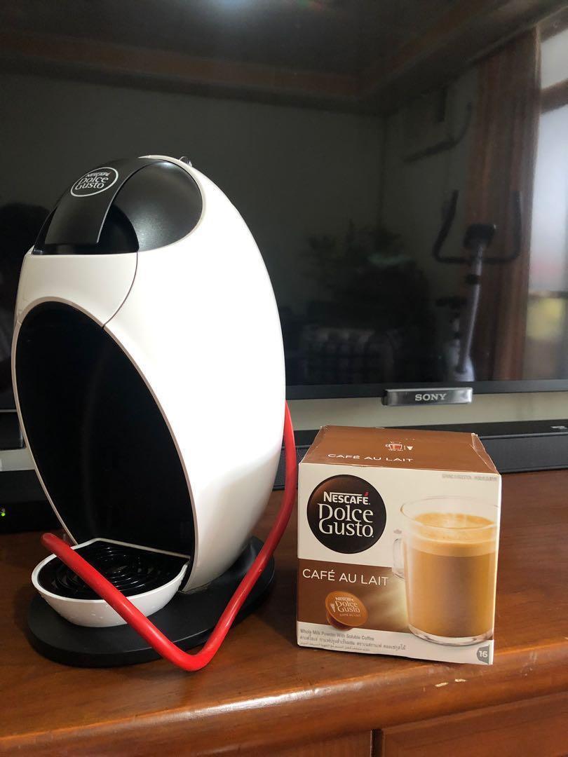 雀巢膠囊咖啡機