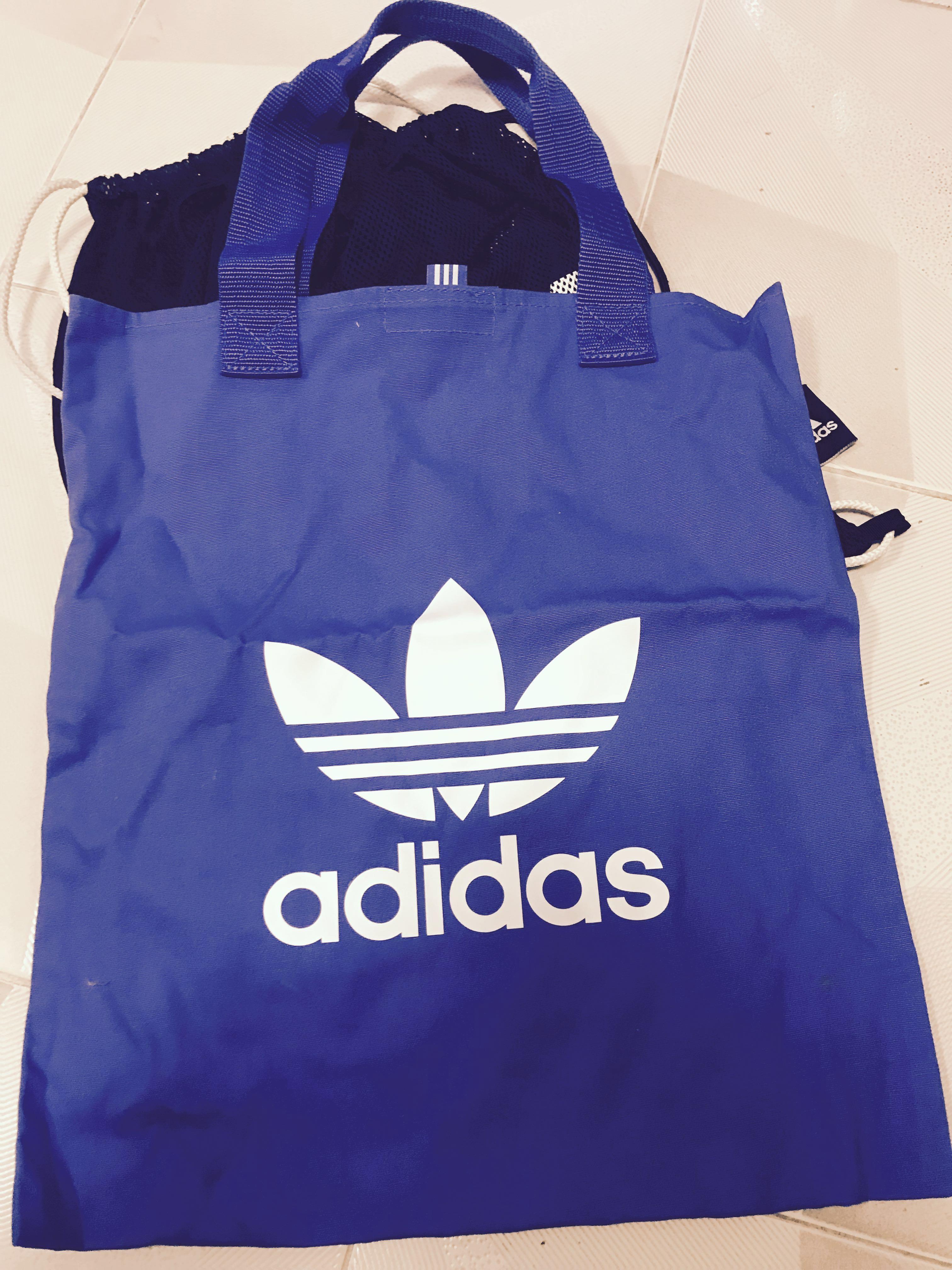 實用袋 adidas 袋 環保袋 沙灘袋