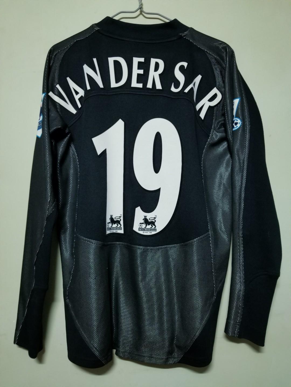 曼聯龍門波衫雲達沙 Man Utd Van Der Sar