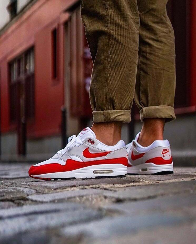 Air Max 1 OG, Men's Fashion, Footwear, Sneakers on Carousell